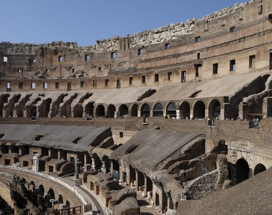 Colosseum & Arena Group Tour