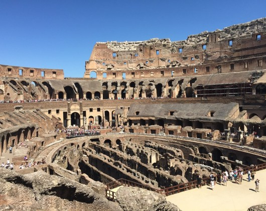Colosseum Express 1-Hour Tour with Ancient Rome