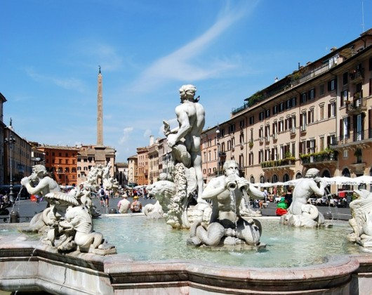 Private Tour of the Spanish Steps, Pantheon, Trevi Fountain & Piazza Navona
