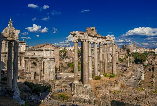 Private Walking Tour of Ancient Rome