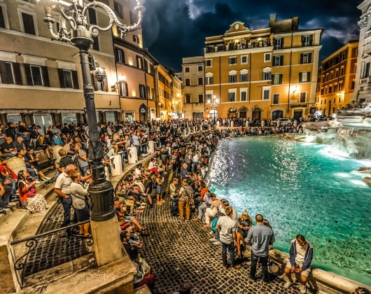 Rome Private Walking and Driving Full-Day Tour