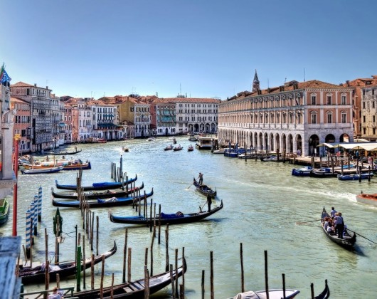 Venice Boat Tour: discover the Grand Canal