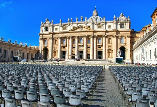 Papal Audience with Vatican Museums Tour & Lunch