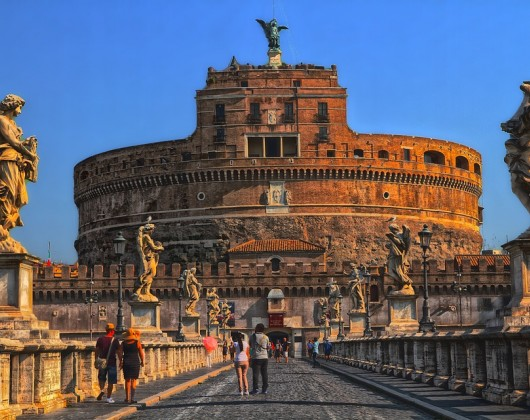 Castel Sant'Angelo Private Tour