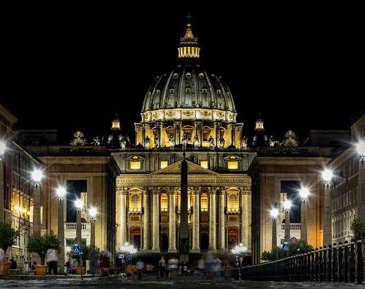 Vatican at Night VIP Tour