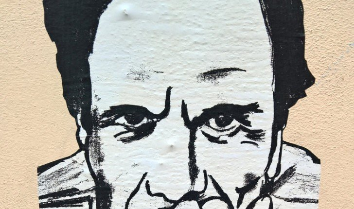 Street art of Trastevere