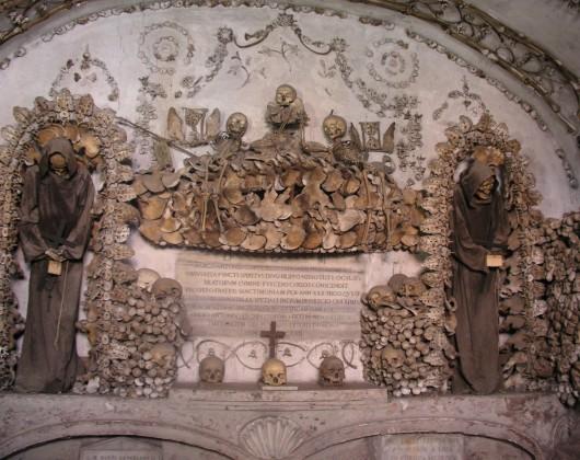 Capuchin Crypt Rome Tour