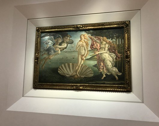 Uffizi Gallery Priority Entrance Tour
