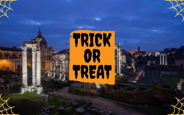 4 Things to do on Halloween in Rome