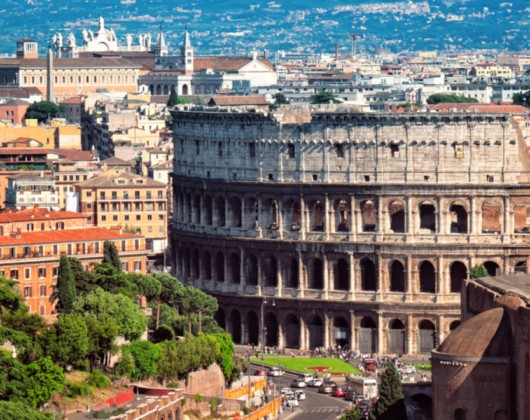 Rome Full-Day Tour with Vatican City
