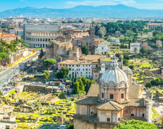 Rome City Highlights Private Tour