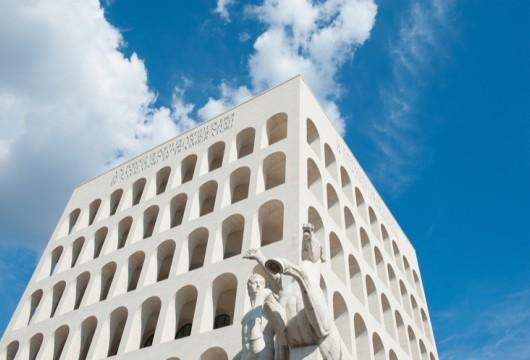The Fascist Architecture in EUR Neighbourhood
