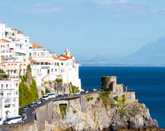 Private Transfer to Amalfi Coast from Rome
