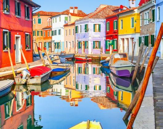 Half-Day Tour to Murano and Burano