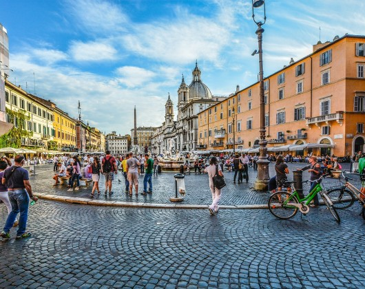 Rome Shopping Tour with Personal Shopper