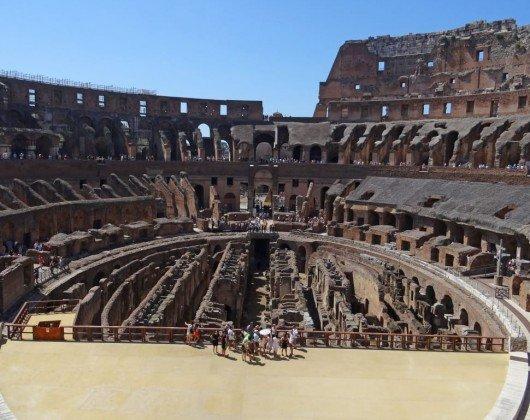 Colosseum & Arena Group Tour