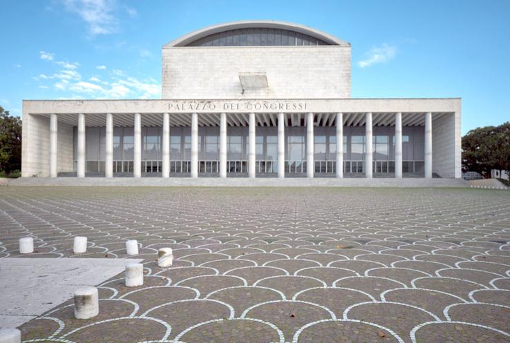 Palazzo dei Congressi Rome Eur