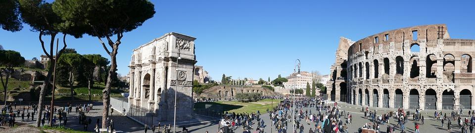 Panoramica colosseo 2